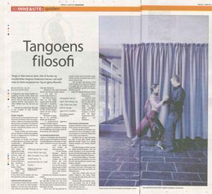 TangoTango om dansefilosofi