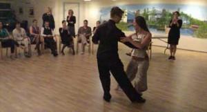 tangooppvisning i tønsberg